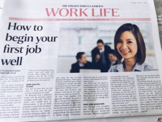 Job Hunting Jeraldine Phneah